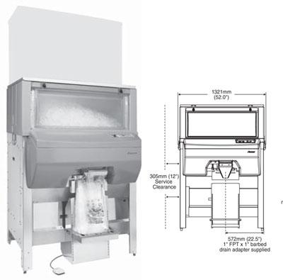 מכונת אריזה לקרח